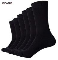 8PCS 4 Pairs Mens Dress Socks Large Big Size 44 45 46 47 48 Business Socks