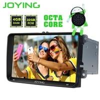 Joying 9 4GB 32GB Android 8 0 Car Radio Audio Stereo Head Unit For Volkswagen VW