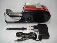 lightweight cigarette/tobacco rolling machine, electric cigarette machine cigarette tube diameter 8mm