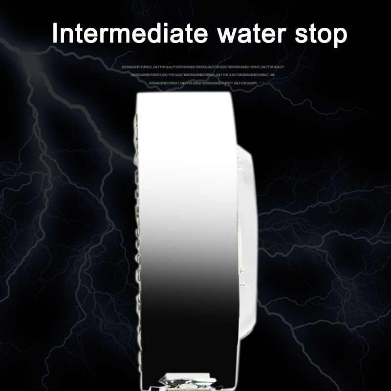 3 Stage Magic SPA Shower Head Bathroom Soap Chamber Energy Water Saving Head QJ888