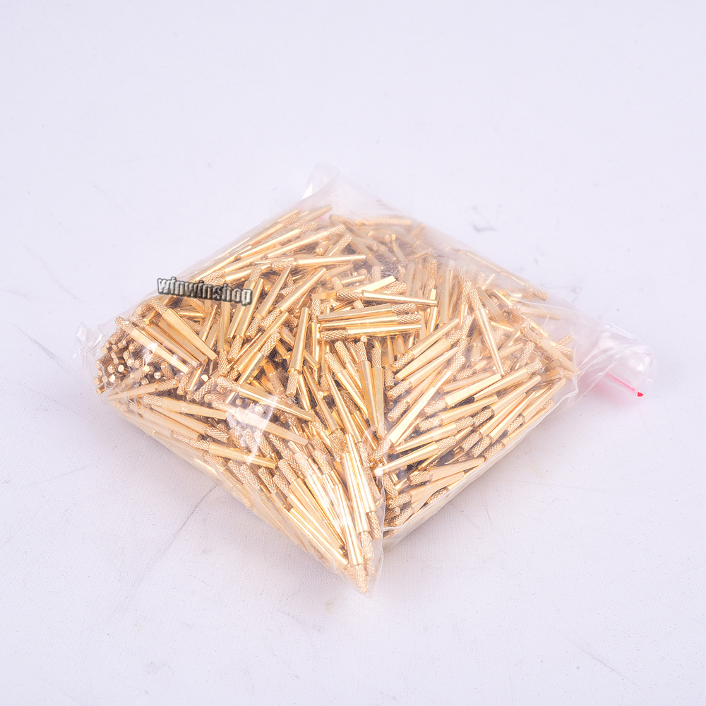 1000pcs 2 Dental Lab Brass Dowel Pins Dental Material