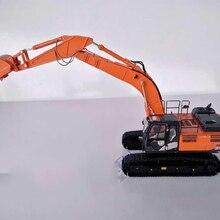 1/50 весы ZX350-6 экскаватор игрушки коллекционные строительные машины Модель игрушки для фанатов подарок на праздник