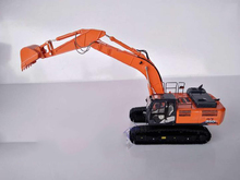 1/50 Scale ZX350-6 Excavator Toys Collectible Construction Vehicles Model for Fans Holiday Gift