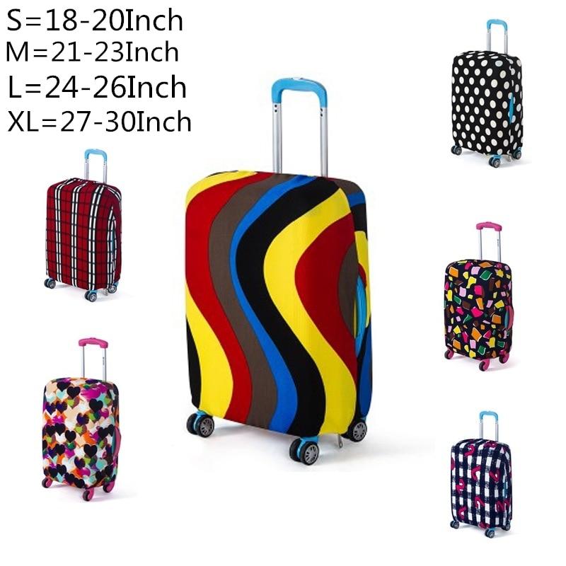 ALYMLH Mode Resa på vägen Bagageöverdrag Skyddande väska täcka - Resetillbehör - Foto 2