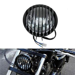 Image 1 - Cafe Racer lumière de phare de moto