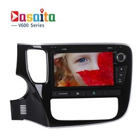 Dasaita 8 Android 6 0 Octa Core Car GPS For Mitsubishi Outlander 2014 DVD Player Stereo