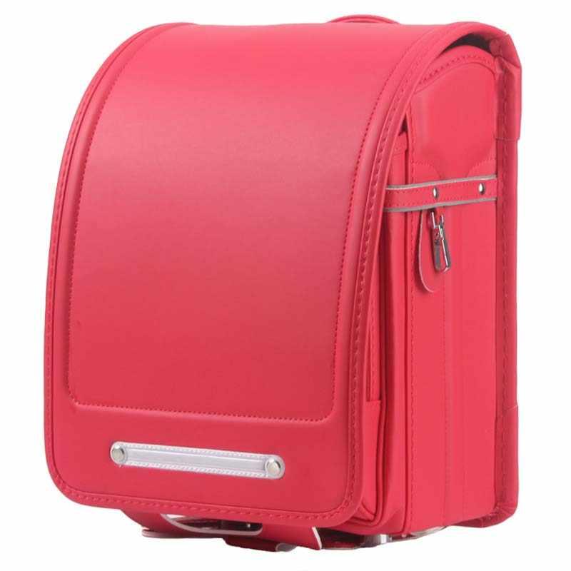 Модные детские школьные сумки для мальчиков и девочек рандосеру рюкзак детские Студенческие рюкзаки в японском стиле детский большой школьный рюкзак