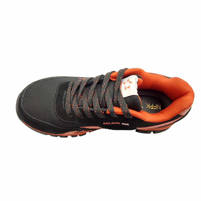 c70b8f8f541 mens fashion big size comfort steel toe caps work safety summer ...