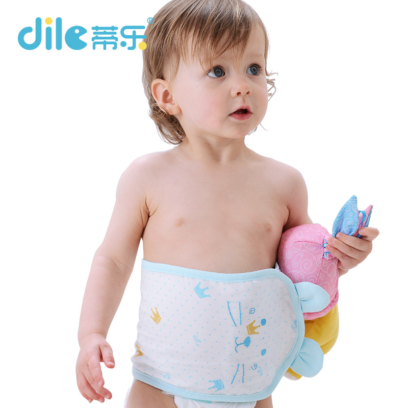 Dile 2pc/lot Baby Belly Circumference baby Nursing Bellybands Infants funny boy stuff Navel Guard Belt Belly Band