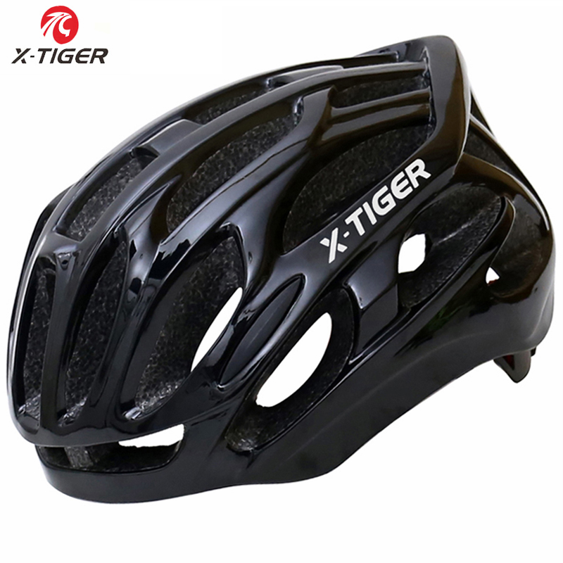 X-Tiger Protect MTB Bicycle Helmet Safety Adult Bike Helmets Man Women Cycling Helmet
