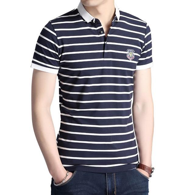 d50902cac Aliexpress.com   Buy New Fashion Summer Good T shirt Men Brand turn ...
