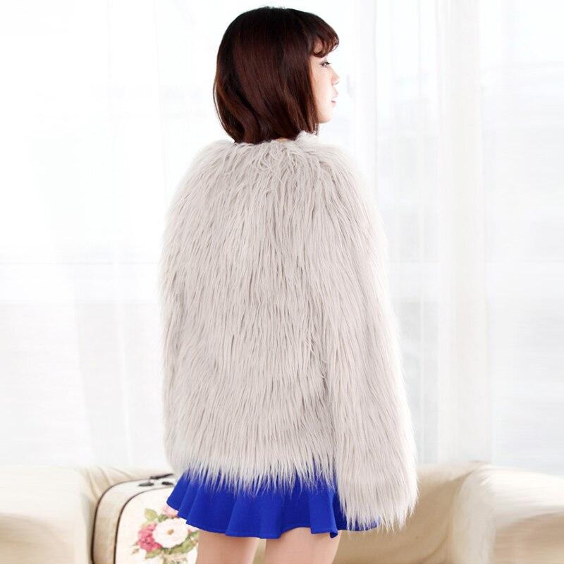 HONGZUO ապրանքանիշ 2017 Ձմեռավոր խիտ տաք - Կանացի հագուստ - Լուսանկար 2