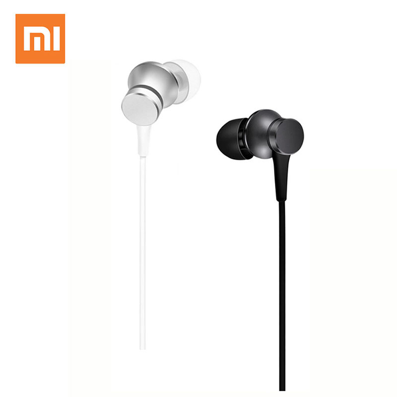 Xiaomi Mijia Piston Earphone Newest Xiaomi Fresh Edition Basic Version Earphone In Stock with Mic for Samsung for Xiaomi цена