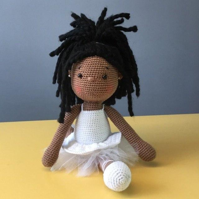 Crochet Toys  Amigurumi Ballerina