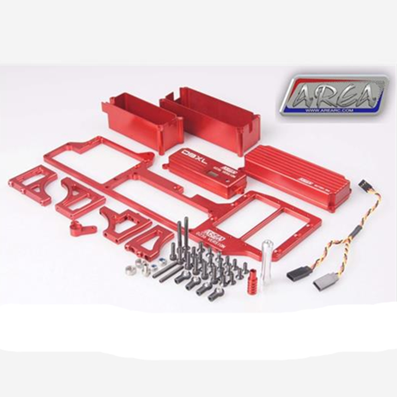 Area RC Dual Steering Servo Radio Tray for LOSI DBXL 0236 цены онлайн