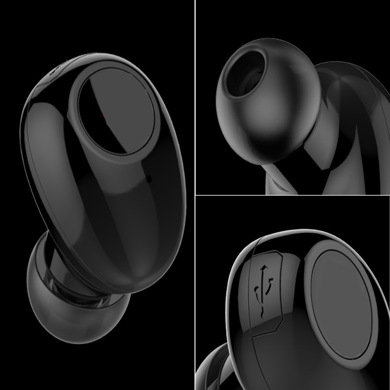Mini Bluetooth Earphone 10 Hrs Working, Bluetooth Headset Wireless Earbud Earphone Handsfree For