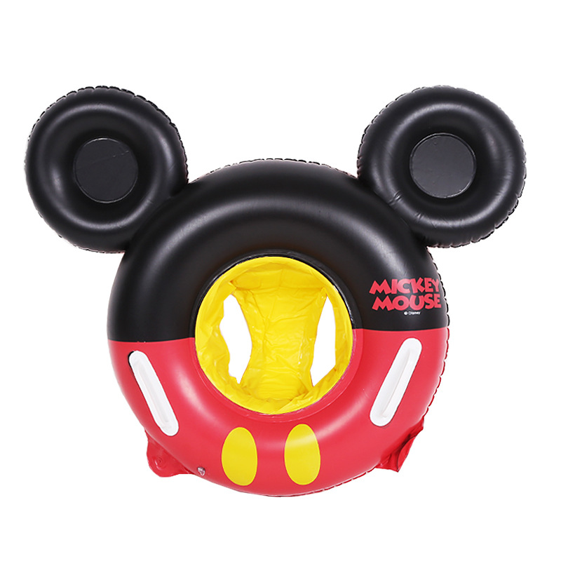 Mickey Minnie Mouse Swimming Ring Kinds Inflatable Infant Armpit Floating Rings Baby Swim Pool Toy Float BuoyTY0386