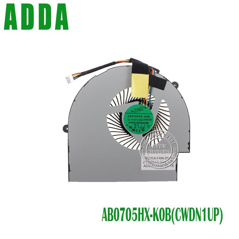 Heatsink 07404J 7404J New For Dell Vostro V131 Laptop CPU Cooling Fan