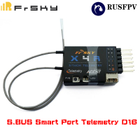 FRSKY X4RSB 3/16 Channel S.BUS Smart Port Telemetry D16 Receiver for RC FPV Racing Drone FRSKY X9D Plus Q X7 Transmitter