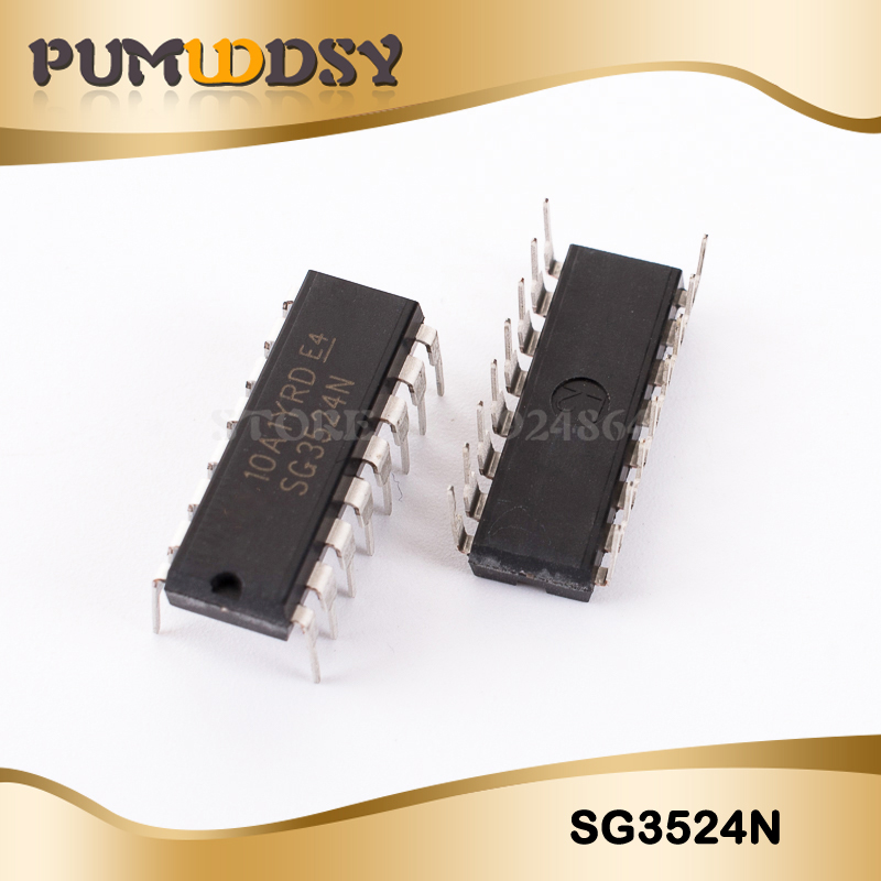 10PCS/LOT Free Shipping SG3524N SG3524 DIP-16 IC NEW New Original