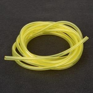 """Новое поступление, 18 футов, Tygon, размер топливной лески 080 """"x 140"""" 3/32 """"x 3/16"""" 1/8 """"x 3/16"""", желтый майит, высокое качество"""