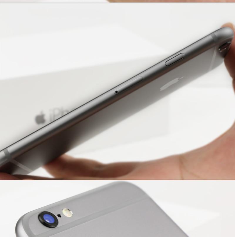 Unlocked Apple iPhone 6 1GB RAM 4.7inch IOS Dual Core 1.4GHz 8.0 MP 3G WCDMA 4G LTE iPhone 6 16GB gold 17