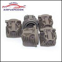 5 Stücke Luftkompressorpumpe Zylinderkopf für X5 E53 A6 C6 Q7 VW Touareg Land Rover L322 Cayenne 7L0698007D 4L0698007A