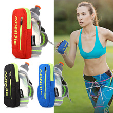 AONIJIE Nylon Marathon Bag Kettle Pack Outdoor Sports Bag Men Women Hiking Running Hand Hold Kettle Bag with 250ml Water Bottle