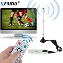 Kebidu Digital Satellite USB HDTV TV Stick dongle with Recei