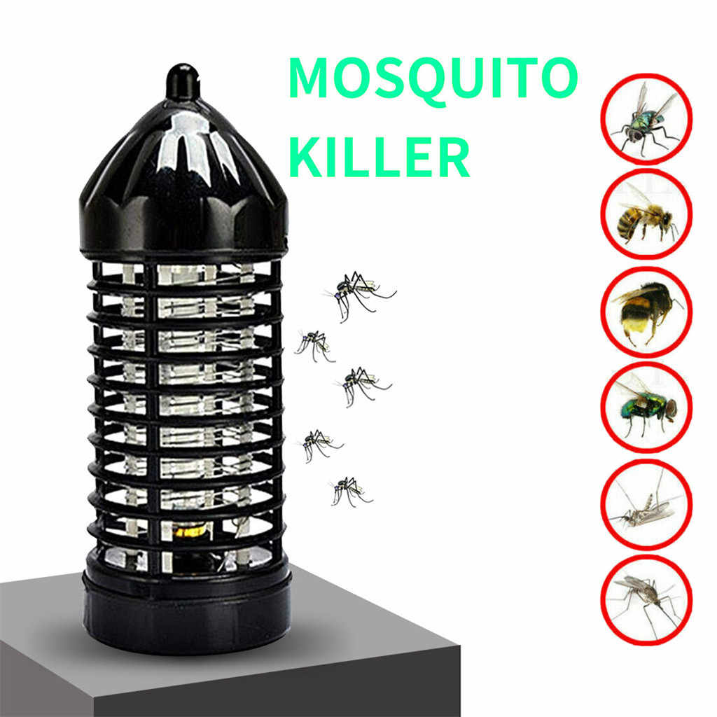 الكهربائية الإلكترونية الحشرات البعوض يطير علة القاتل فخ إضاءة ليد بالأشعة فوق البنفسجية مصباح