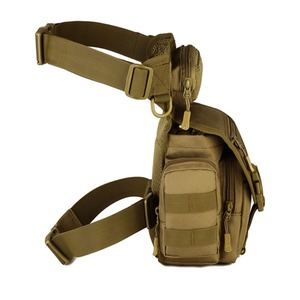 Image 4 - Men Waterproof Nylon Drop Leg Bag Fanny Waist Pack Thigh Belt Hip Bum Military Tactical for Travel Motorcycle Riding