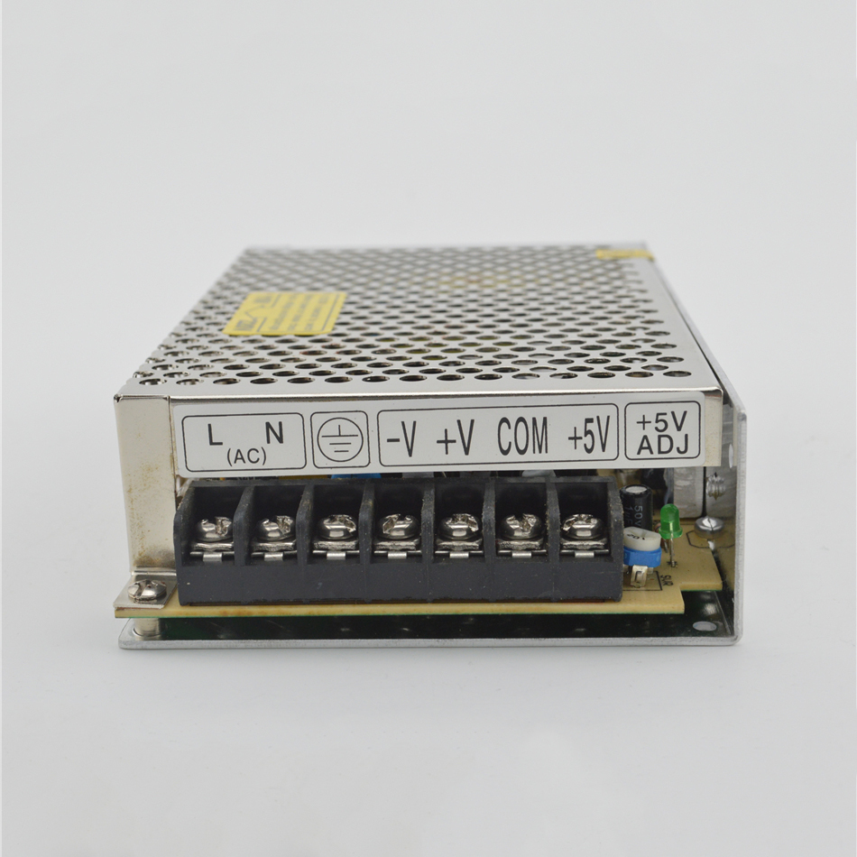 ac to dc 60W 5V 12V T-60B RetaiI AIuminum 3 Modes TripIe Converter Adapter siIver Ied driver source swtching pwer supIy voIt ac to dc 35w 5v 15v 15v net 35c tripie output tripie output enciosed ied driver source swtching pwer supiy voit