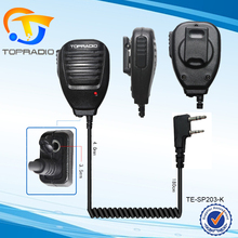 Police Speaker Mic For BAOFENG UV-5R BF-888S Walkie Talkie Earpiece For TH-41BT TH-41E TH-42 TH42 TH-D Police Speaker Mic
