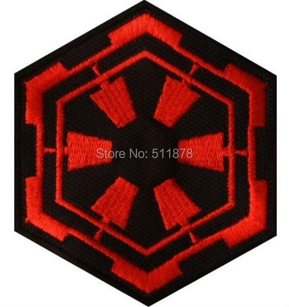 Aliexpress Buy Sith Empire Logo Embroidered Patch Star Wars