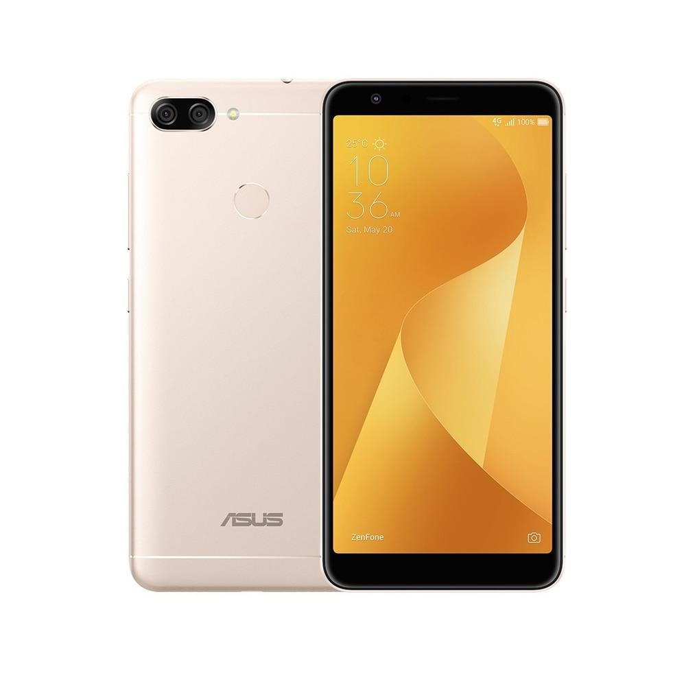 Asus Zenfone Max Plus(M1) X018DC ZB570TL 4GB 32GB Smartphone Octa Core 3 Cameras 5.7 inch 18:9 Full Sreen 4130mAh Mobile Phone