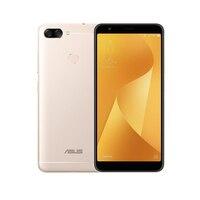 Asus Zenfone Max плюс (M1) x018DC ZB570TL 4 ГБ 32 ГБ смартфон Octa Core 3 камер 5,7 дюймов 18:9 полный скрин 4130 мАч мобильного телефона