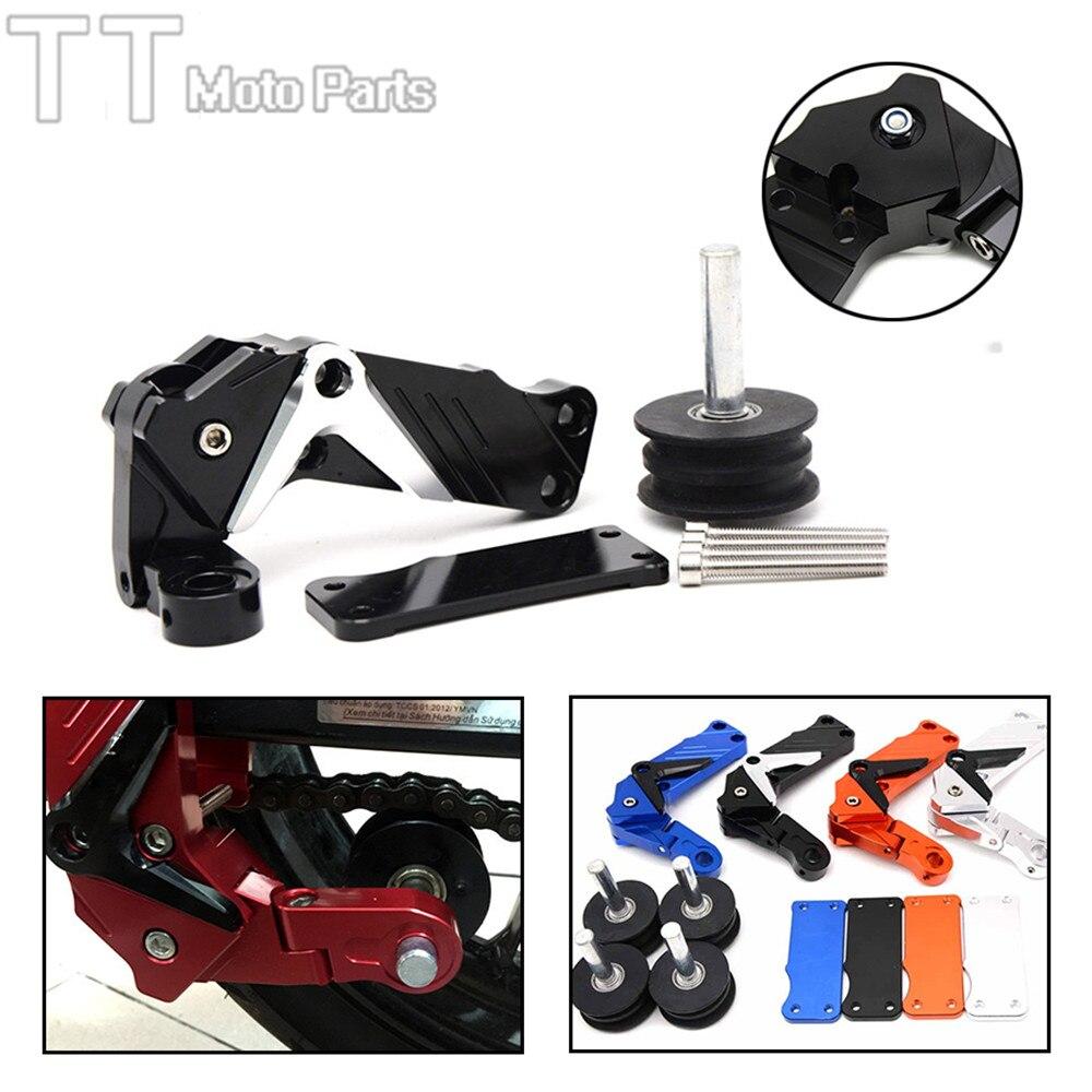 Accesorios de la motocicleta Universal CNC Conversión Automática Ajustable Caden
