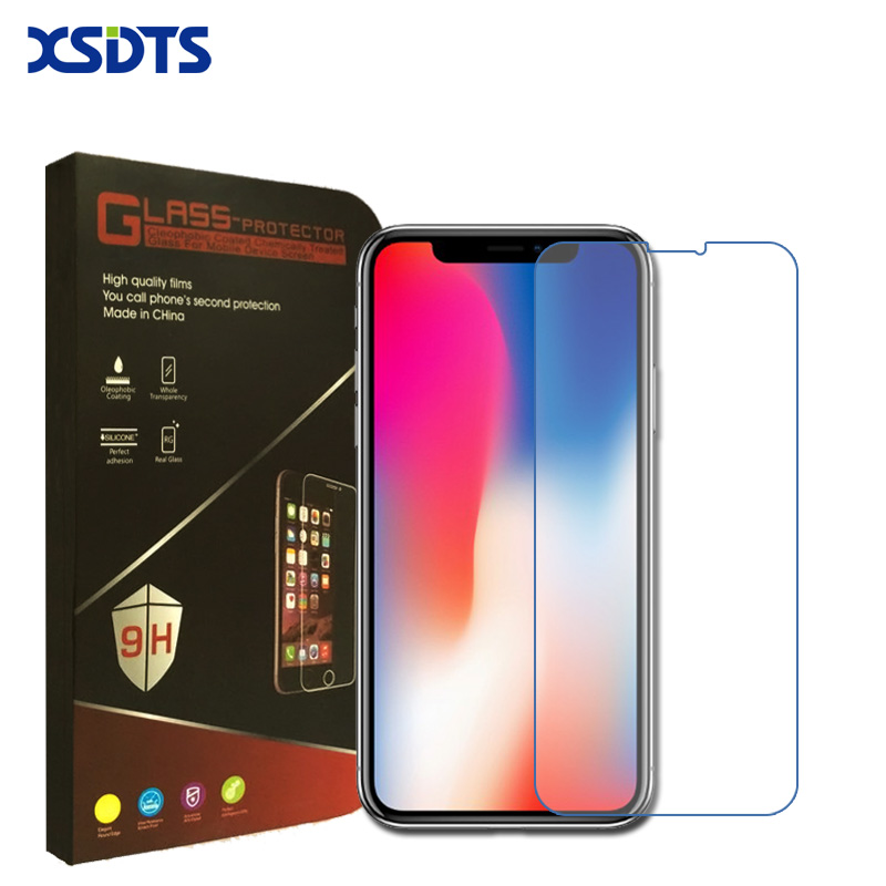 High quality For iPhone X Tempered Glass Screen Protector