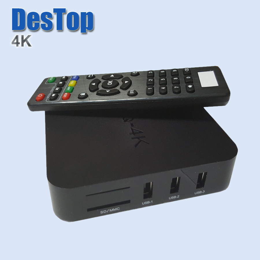 US $336 0 25% OFF|MX 4K Android TV Box MX 4K RK3229 TV Fully Loaded H 265  4K Support HD Media Player Android TV Box Remote Control vs MX-in Set-top