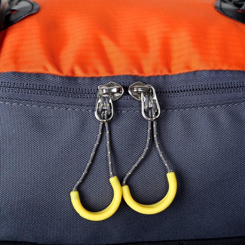80L grand sac à dos extérieur Camping voyage sac randonnée sac à dos unisexe sacs à dos imperméable sport sacs escalade paquet - 4