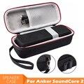 EVA защитный чехол для динамика портативная переносная коробка для хранения сумка для ANKER SoundCore 2 Bluetooth колонки Soundbox