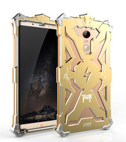 Original Simon Armor Shockproof Metal Aluminum THOR IRONMAN Protective Phone Shell Case Cover For Nubia Z11