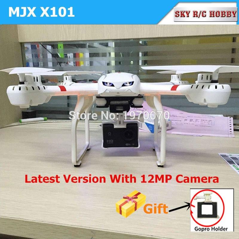 X101S MJX 2.4G 4CH 6-axis FPV WIFI Camera RC Quadcopter Drone helicopter vs X8C X8W X8G JJRC H16 yizhan X6 V686G yizhan x8h jjrc x8h fpv rc quadcopter altitude hold drone with wifi camera 2 4g 6 axis rc helicopter dron vs jjrc h8c