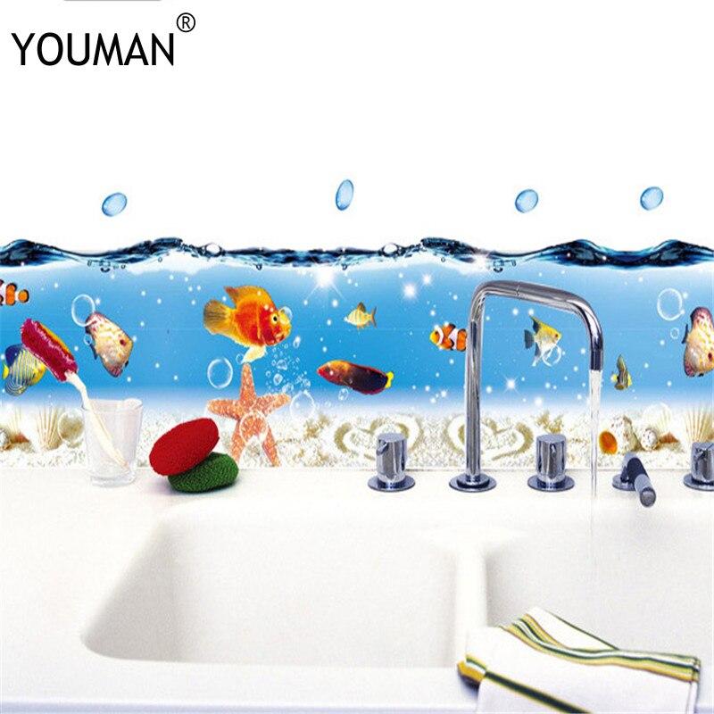Muurstickers Kinderkamer Goedkoop.Beste Koop Wallpapers Youman 3d Zelfklevende Verwijderbare