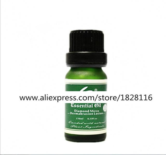 10 X 10 ML perda de cabelo óleo essencial de 100% pé Spa massagem