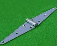 Hardware Heavy de madeira dobradiça Industrial equipamentos industriais dobradiça de ferro