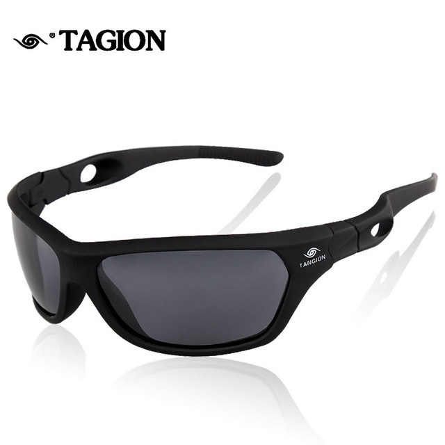 2018  Men Polarized Sunglasses Outdoor Sport Goggles Men's Polarizing Glasses High Quality Lower Price Eyewear BK0001