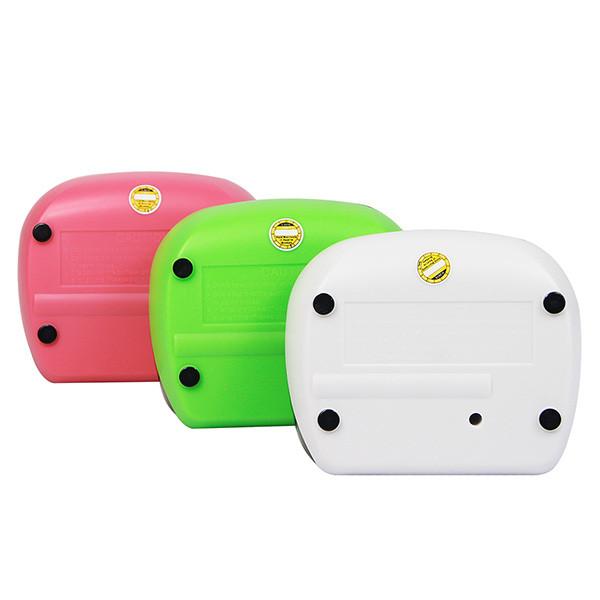 Hot Digital FM Radio Bluetooth Speaker Dual Alarm  (2)