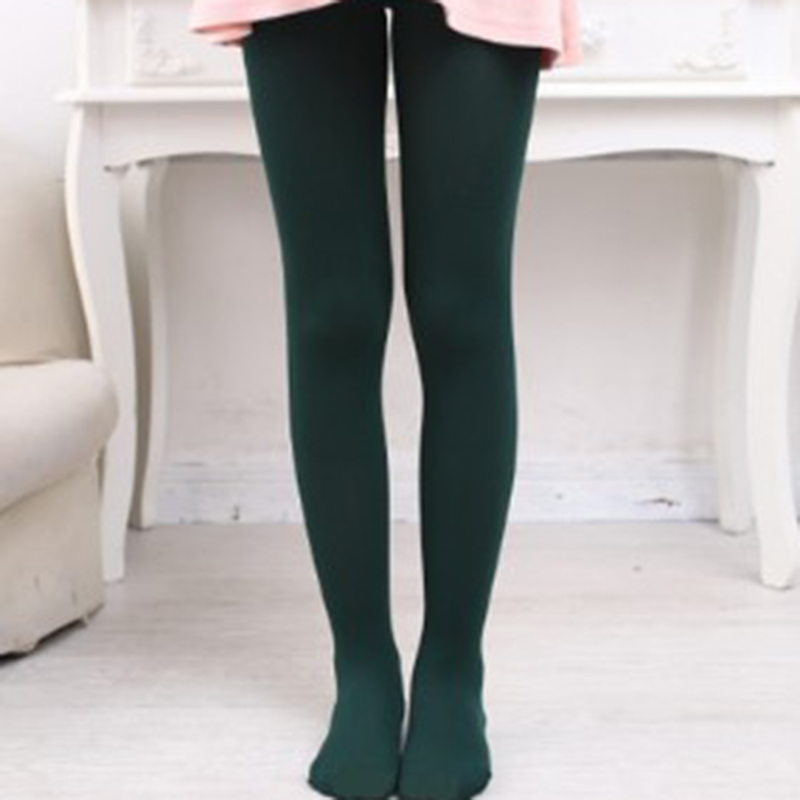 New Child Kids Girls Ballet Dance Opaque Tights Pantyhose Hosiery Stockings