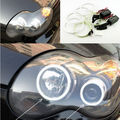For BYD F0 F1 2008 2009 2010 2011 2012 Excellent Ultrabright headlight illumination CCFL Angel Eyes kit Halo Ring angel eyes kit